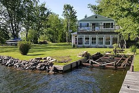 Watertfront - Oneida River - 5 bedroom - House