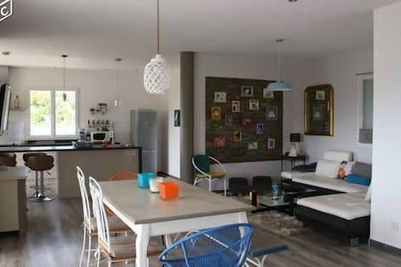 Villa 120m² à 15min aéroport & mer - Oletta