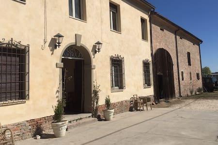 La casa dei Prugni - Boretto - Haus