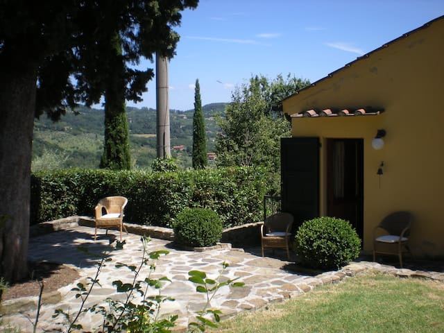 Anforti One bedroom Tuscan apartmen - Vaglia - Apartamento