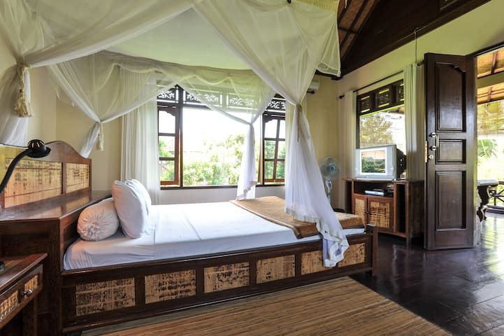 Family house in the heart of Ubud