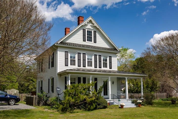 Irvington Country Getaway House