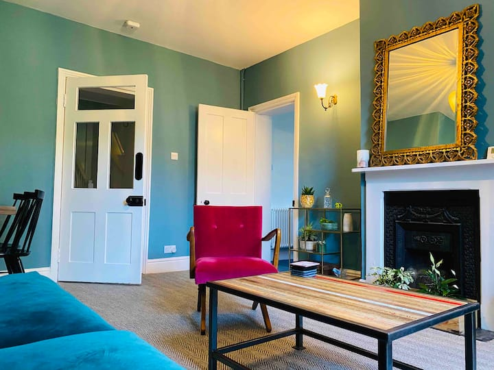 ☆ New Forest Retreat with Boutique Interiors ☆