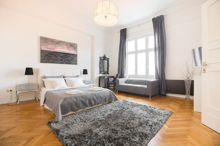 SILVER Apartment, City Center Zagreb