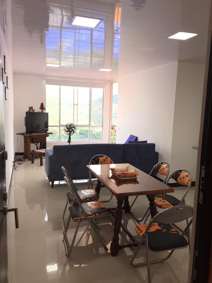 Espectacular apartamento de descanso en Anapoima