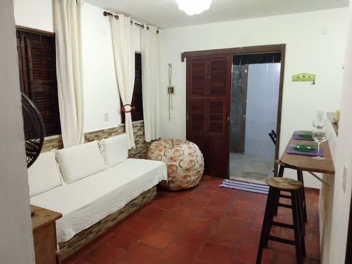 Casa em Canoa Quebrada p/06 Pessoas
