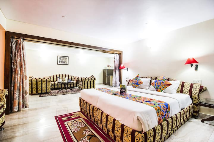 Suite stay for best comfort near Kanpur Railway Station