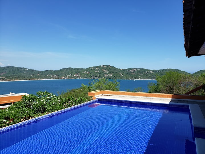The Best View of Zihuatanejo