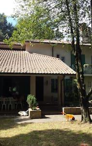 Completo relax nel bosco - Venegono Superiore - Oda + Kahvaltı