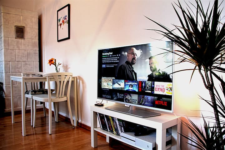 Concept Apartment, Very central, Xbox one, Netflix
