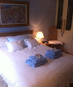 Double room…Malahide (Near Dublin Airport) - Leilighet