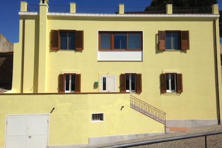Su Domu Grogu, Sagama, Sardinia - Flussio
