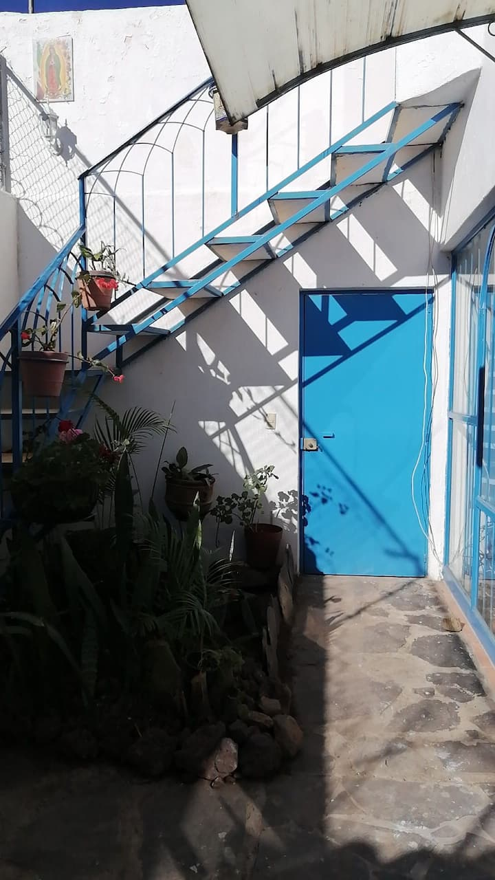 Peacefull and well located charming apt