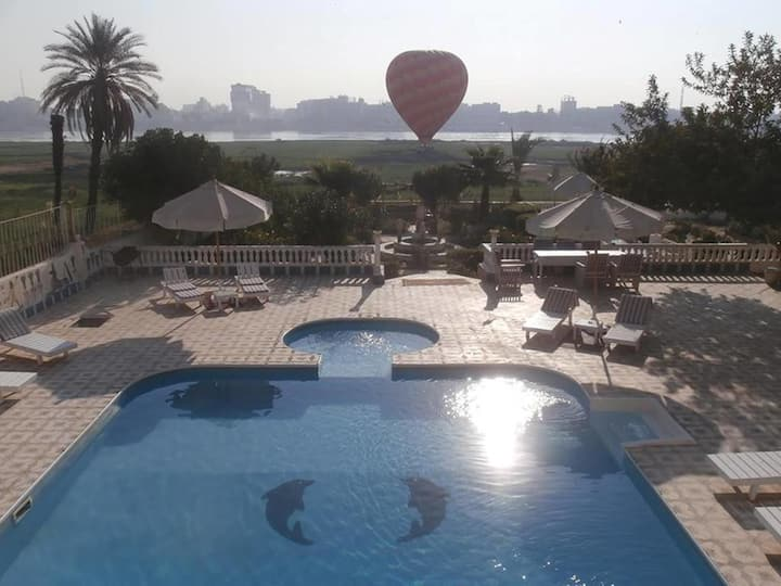 Nile View Hotel Luxor - One Bedroom Apartment