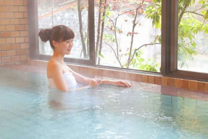 NARA/DOROGAWA ONSEN★Hot springs and hospitality with Breakfast and Dinner【6畳・2名様/2食付】