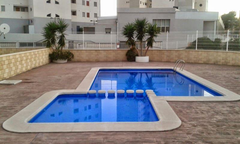 Apartamento con encanto en BENIDORM - Benidorm - Appartement en résidence