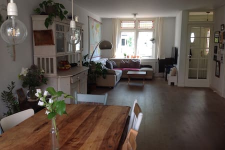 Family friendly house in Haarlem - Haarlem