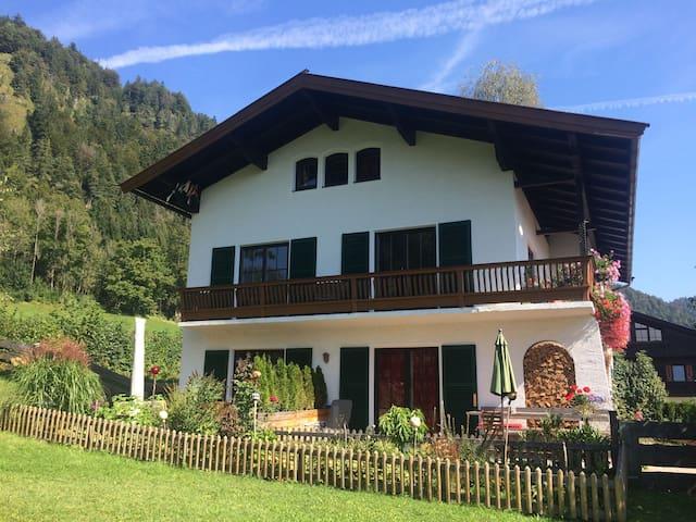 Ferienwohnung (EG) Landhaus Sankt Markus