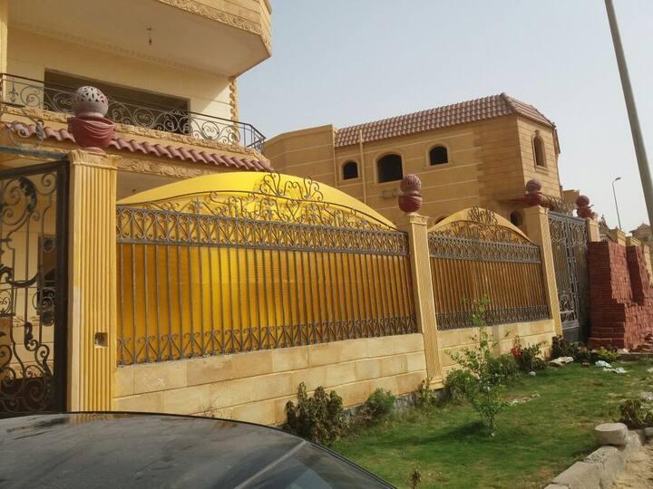 Villa for perfect privacy