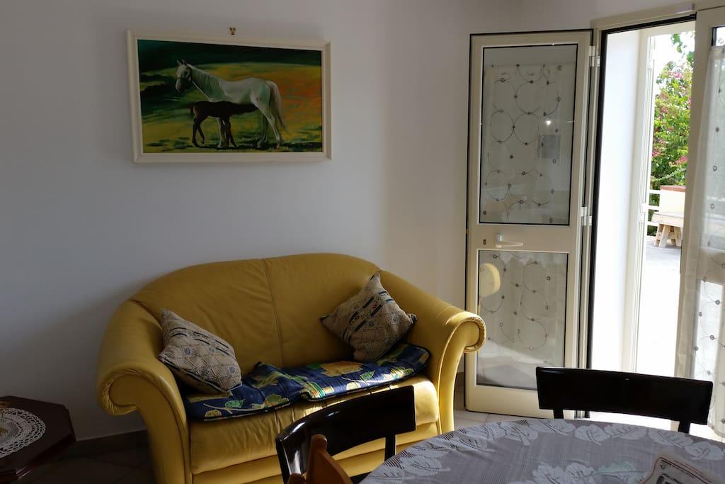 Lower Floor House Piano Terra