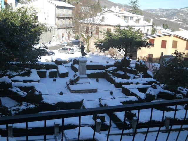 Casa in montagna - Orvinio - Rumah