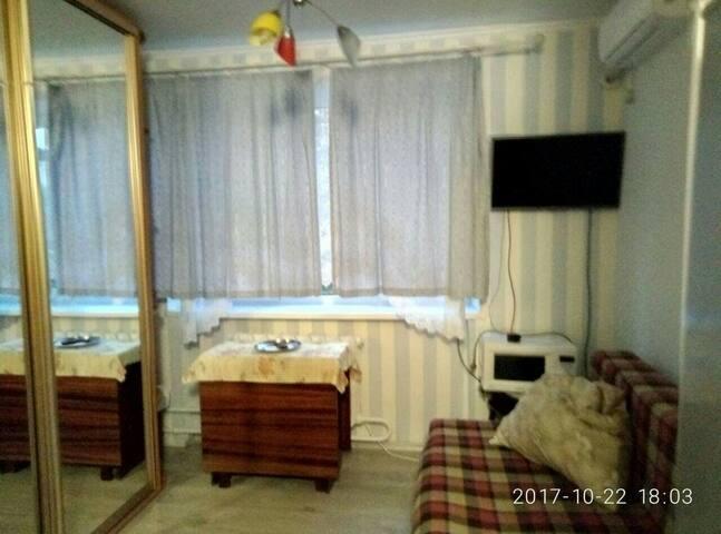 Квартира - малосимейка улица 1 Мая дом 7