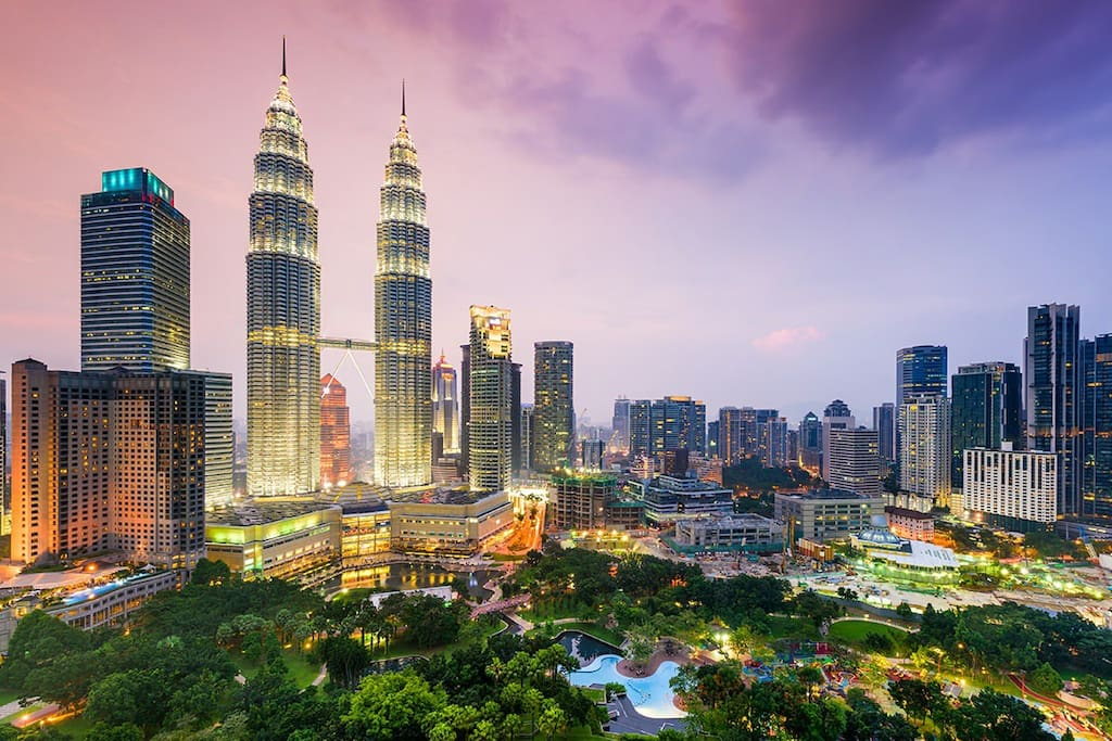 KL Tower View(M)KLCC|Business|Work Desk|City View ...