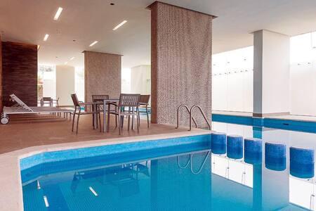 Super Suite Pool & Gym, Cinema, Polanco Area - Ciudad de México - Apartment