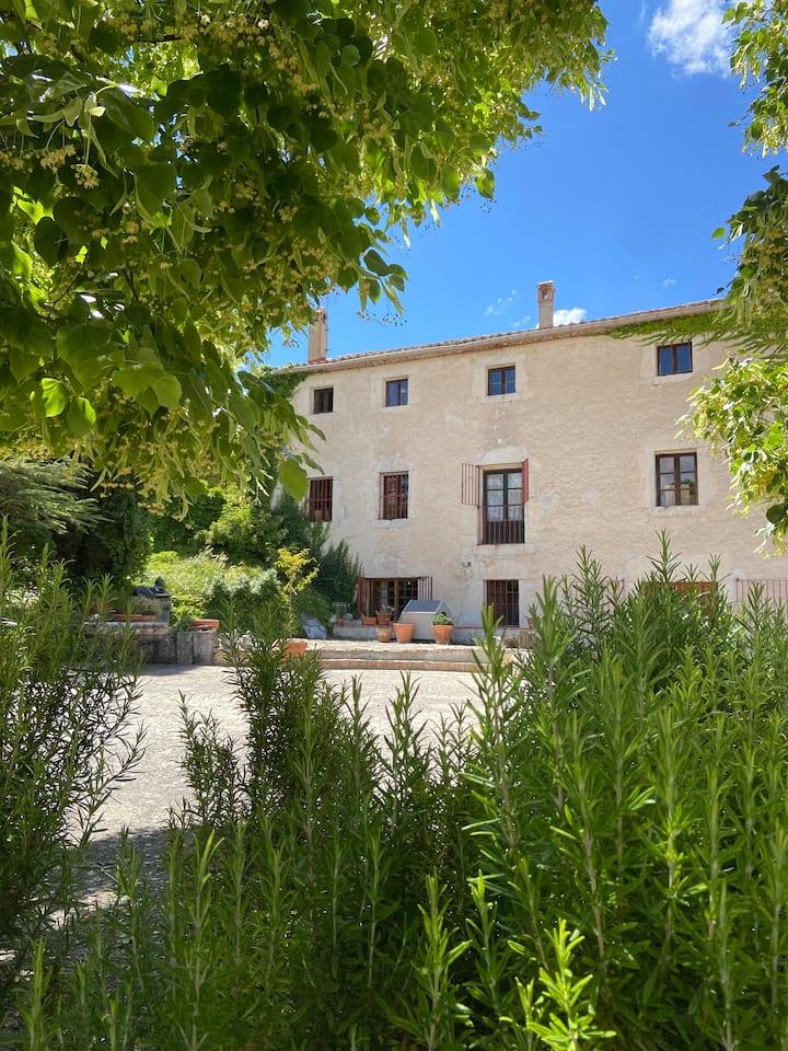 Alojamiento con encanto en antiguo molino 4 Pax.