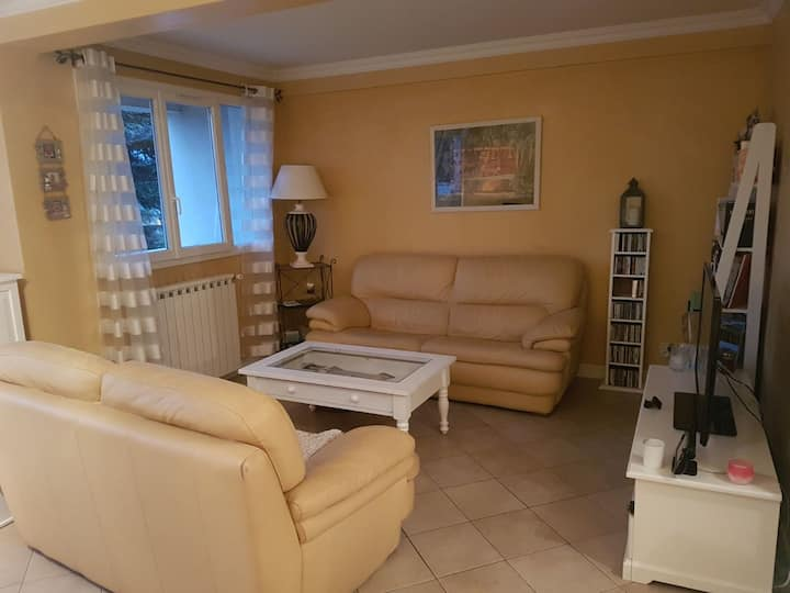 Appartement F3 confort et cosy