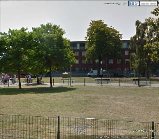 comfortable woonruimte centraal landelijk gelegen - Hilversum - Wohnung