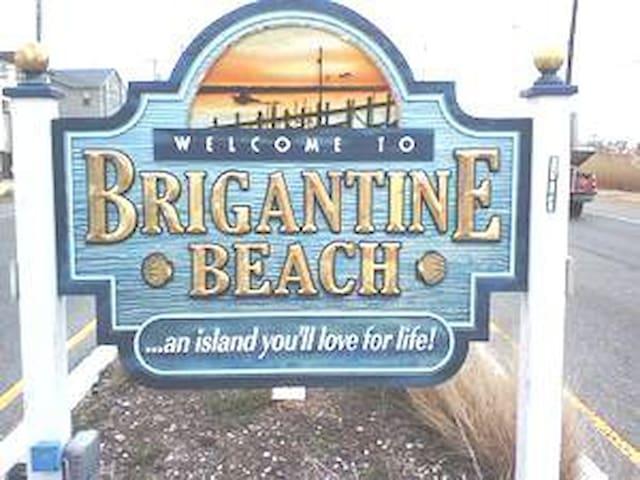 Brigantine house - Бригантин - Дом