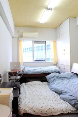 New/LUX Suite/3min walk/Shinjuku - Shibuya-ku - Appartement