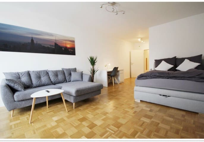 Top Modernes 1,5 Zimmer Appartement in Bestlage