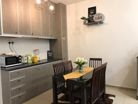 New House, 4 rooms@Alor Setar, 4 airconds (Alisha)