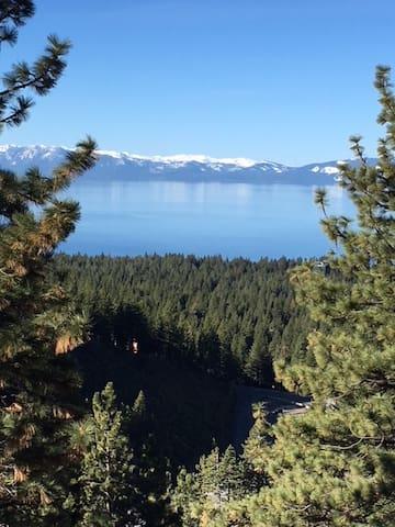 Stunning Lake Tahoe Views