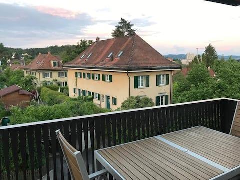 Zimmer im schönsten Stadtteil von Winterthur