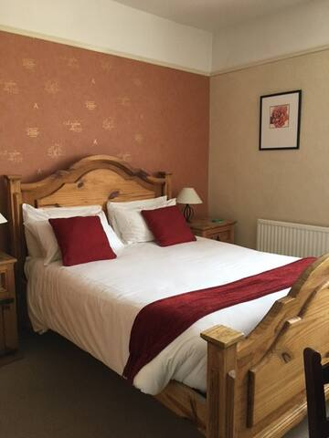 Victoria Lodge Serviced Accommodation Room 6 - Kenilworth - Pension