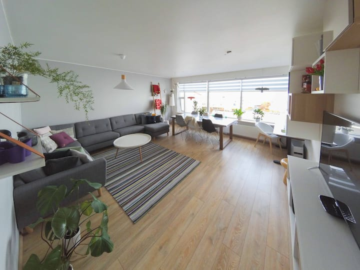 Apartment for two-Reykjavik(Free WiFi and parking)