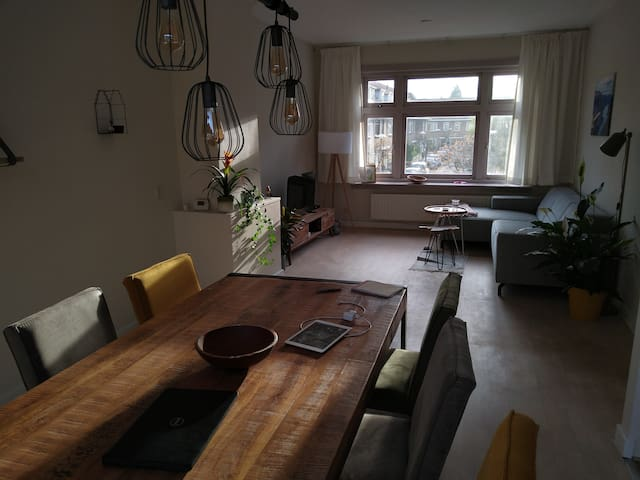Private room on a central location of cosy Utrecht