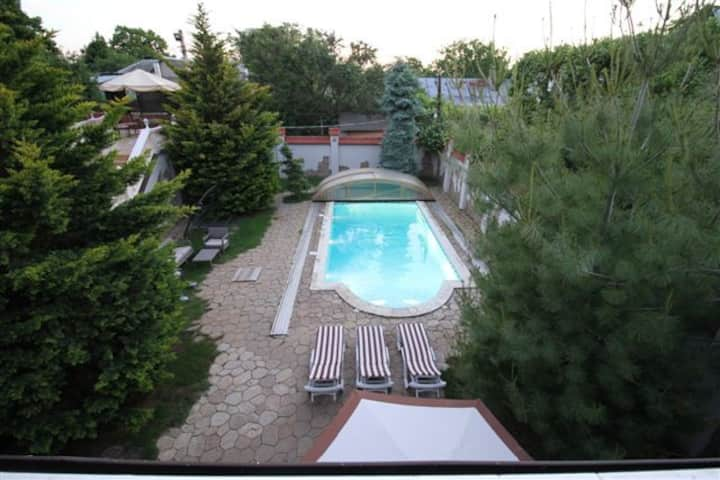 VILLA PREMIERE POOL&PARTY SEASIDE