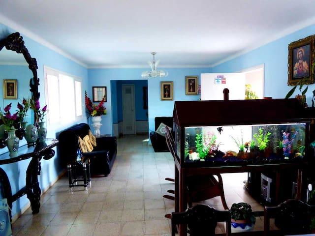 Las Américas House - Sancti Spíritus Cuba