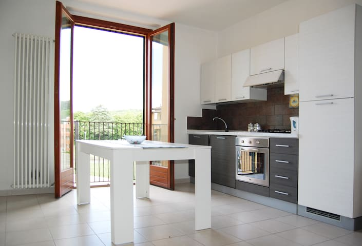 Monteriggioni Large Bedroom - Monteriggioni - Apartment