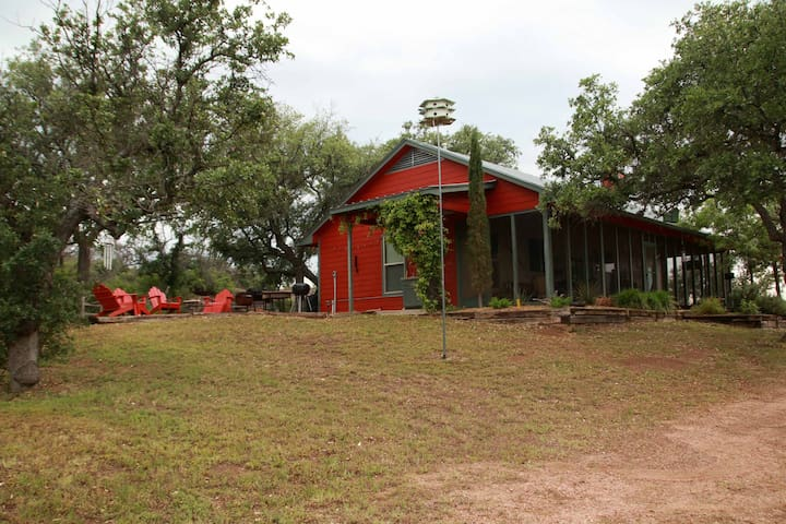 Llano River Retreat on the Llano River