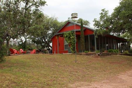 Llano River Retreat on the Llano River