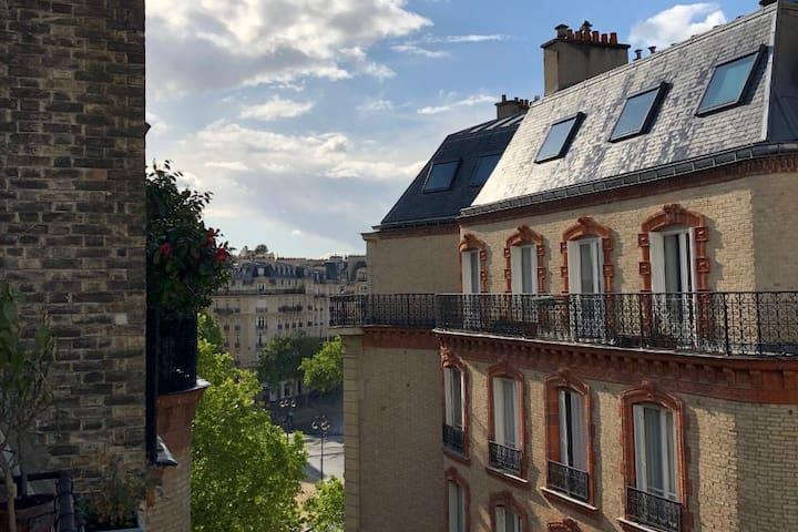 Charming 6th floor flat - Invalides/Saint Germain