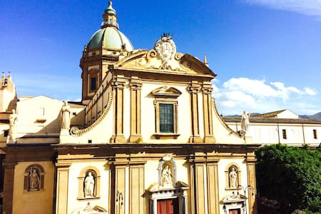 Casa Professa - パレルモ