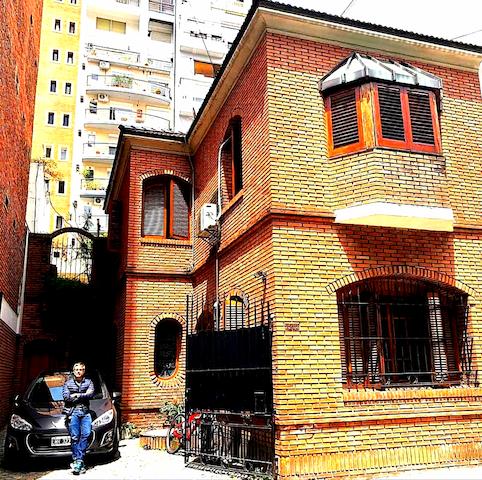 La Mejor Habitación c/baño privado Palermo Chico