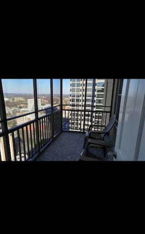 Amazing Condos Beautiful View Atlanta Downtown