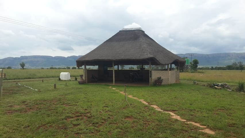 The Lapa - where you cook and relax
